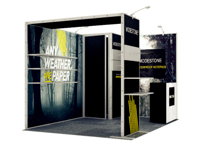 Multifabric Messestand